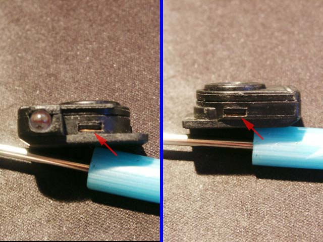 BMW E30 LED Key Conversion