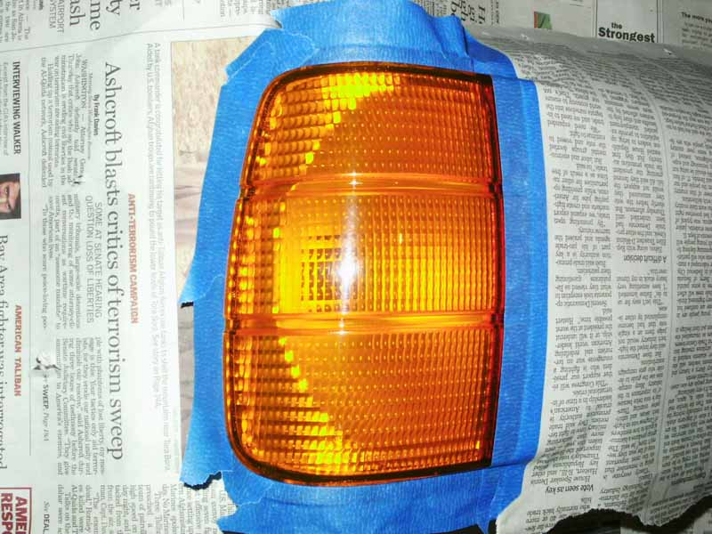 BMW E30 1988-1991 All Red Tail-lights - Page 1 (Install)
