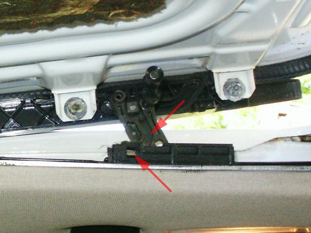 Bmw E30 Sunroof Adjustment